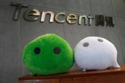 Tencent ultrapassa Facebook em valor de mercado