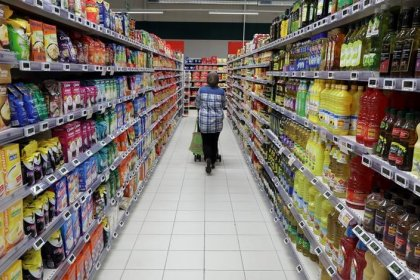 Euro zone consumer confidence near 17-year high in November