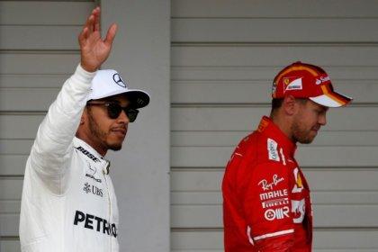 Hamilton and Vettel already fixated on five