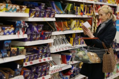 UK consumer confidence slumps to post-Brexit vote low - YouGov/Cebr