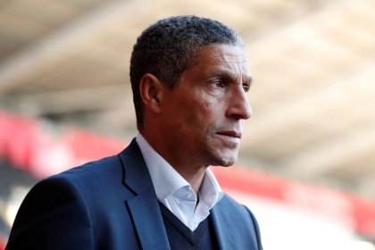 Brighton can cause Man United upset, says Hughton