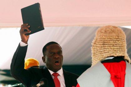 Mnangagwa vows to rebuild Zimbabwe and serve all citizens