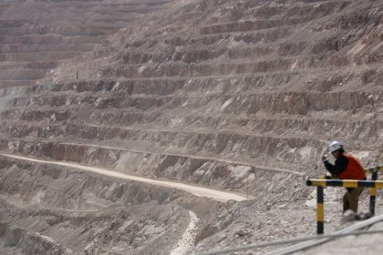 Workers at BHP copper mine in Chile end strike over layoffs