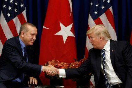 Trump to speak with Turkey's Erdogan on peace efforts in region