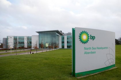 A BP North Sea field to test U.S. policy on Iran