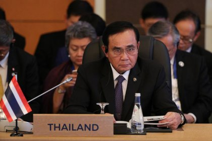 Thai PM reshuffles cabinet for the fifth time since coup