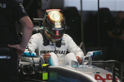 Motor racing: Hamilton fastest in Abu Dhabi practice