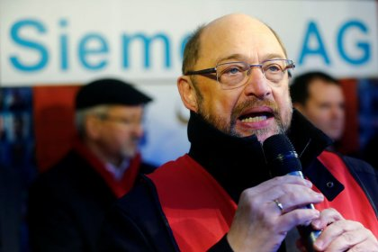German SPD leader spars with Siemens CEO over job cuts