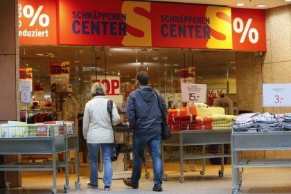 German retail sales fall unexpectedly in October