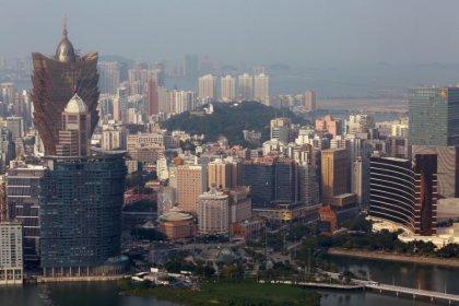 Macau casino revenue rises 23 percent on year in November
