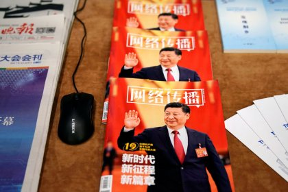 El presidente chino Xi dice que no cierra la puerta a un internet global