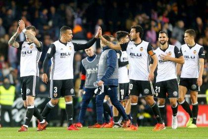 Valencia cae contra Getafe y pierde ocasión de acercarse al FC Barcelona