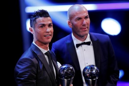 Zidane pide más respeto para Ronaldo