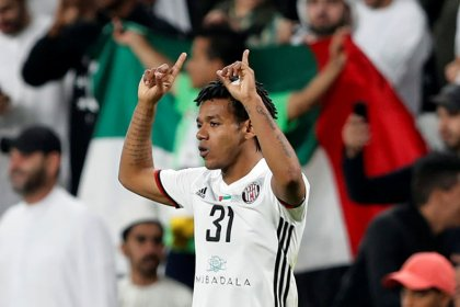 Romarinho marca e classifica Al-Jazira para quartas de final do Mundial