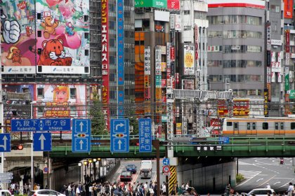 Japan's third-quarter growth twice as fast as first estimated, outlook brightens