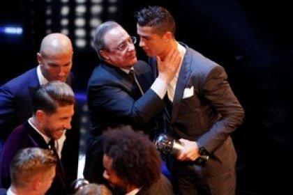 Florentino Pérez dice a Neymar que sería más fácil ganar el Balón de Oro con el Madrid