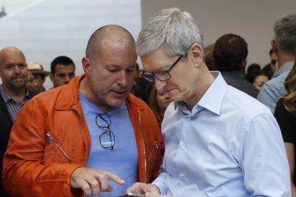 Apple's Ive returns to helm of design teams