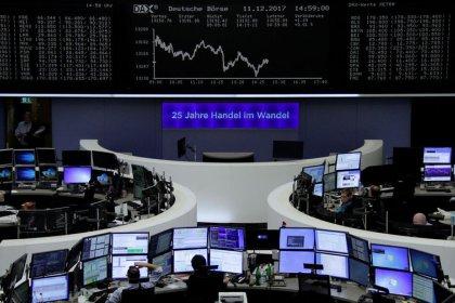 Europas Börsen holen Luft - Bitcoin im Rampenlicht