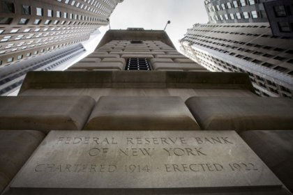 U.S. inflation expectations flat, remain low: NY Fed survey