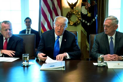 Trump's push to cut federal jobs has modest impact, mostly in defense