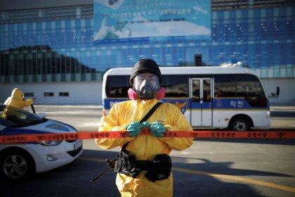 Coreia do Sul conduz simulações antiterrorismo em preparação para Jogos de Inverno