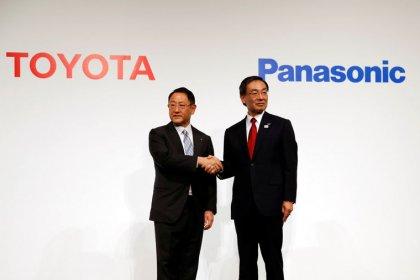 Toyota e Panasonic visam desenvolvimento conjunto para baterias de veículos elétricos