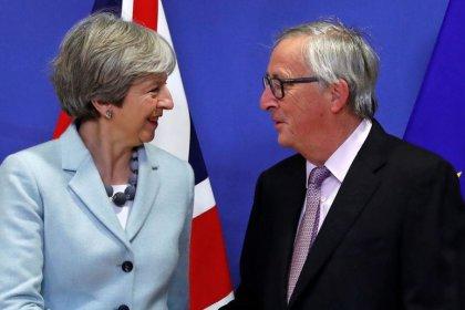 Segunda fase de negociações do Brexit será mais difícil que primeira, diz Juncker da UE