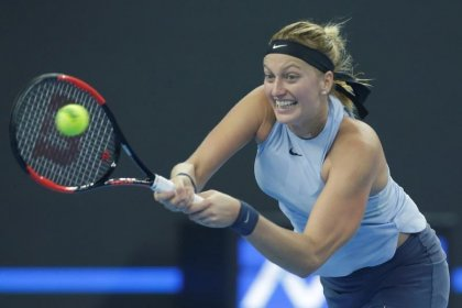 Tennis: Positive Kvitova looking forward to a stronger 2018