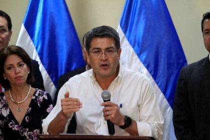Honduran President Hernandez declared winner of November 26 election