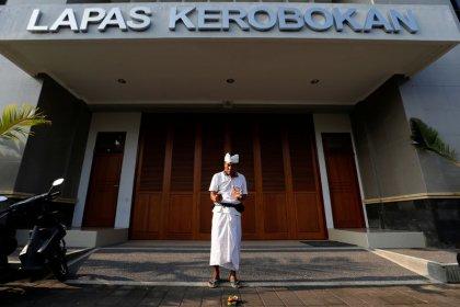 U.S. citizen recaptured after Bali jail break