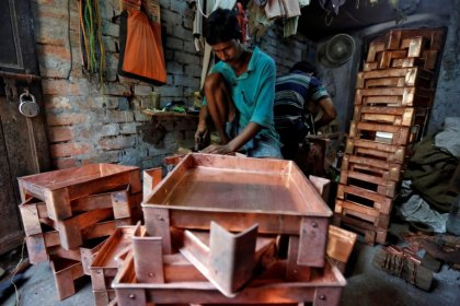 India factory activity expands at fastest pace in five years in December: PMI