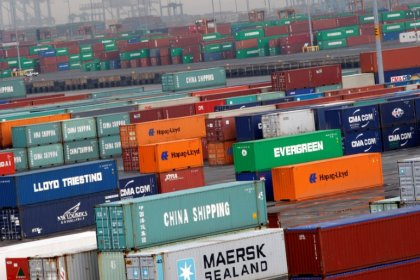 U.S. trade deficit rises to near six-year high on record imports