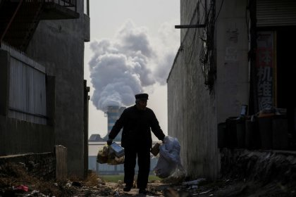 China's factory inflation slowest in 13 months as war on pollution steps up