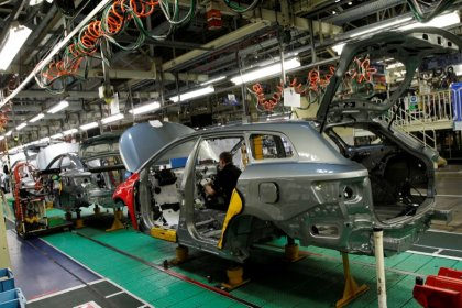 UK industry on track to have boosted economy in fourth-quarter 2017