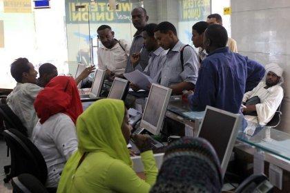 الجنيه السوداني يتراجع في السوق السوداء وسط نقص الدولار