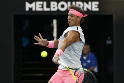 Nadal takes center stage ahead of Kyrgios clash
