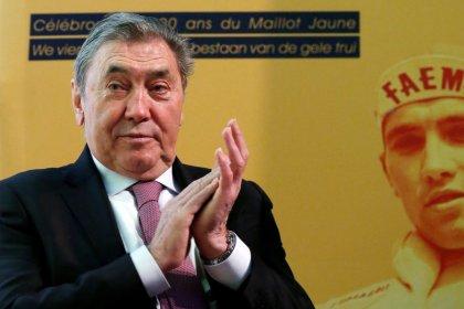 Belgium to mark Merckx anniversary in 2019 Tour start
