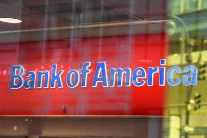 Прибыль Bank of America снизилась из-за списания в размере $2,9 млрд