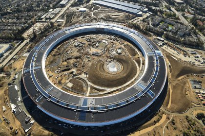Apple plans new U.S. campus, to pay $38 billion in foreign cash taxes