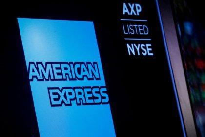 AmEx en perte avec la réforme fiscale, une première en 26 ans