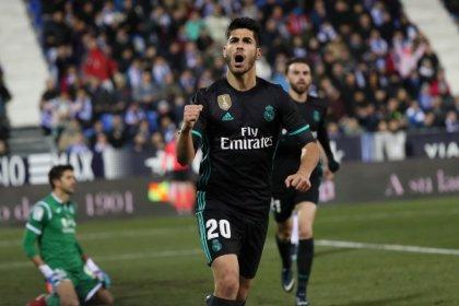 El Madrid vence al Leganés en la Copa del Rey con un tanto de Asensio al final