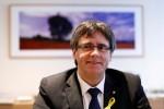 Puigdemont insiste en gobernar Cataluña desde Bruselas