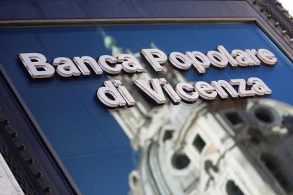Pop Vicenza, Gdf sequestra 1,7 mln a cinque imputati