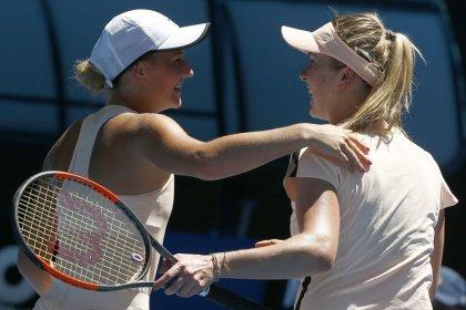 La ucraniana Svitolina avanza a octavos de final en Australia tras vencer a la joven compatriota Kostyuk