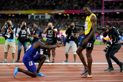 Coaching change tough on Gatlin, new trainer says