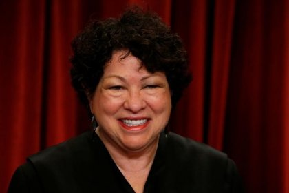 Paramedics called to treat Supreme Court Justice Sotomayor