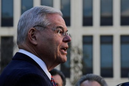 U.S. to retry Senator Menendez on bribery, corruption charges