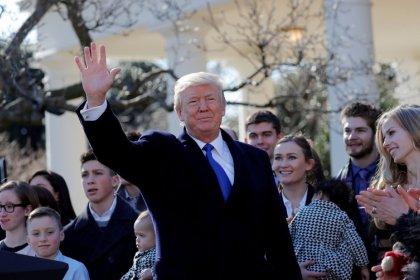Trump signs bill renewing NSA's internet surveillance program
