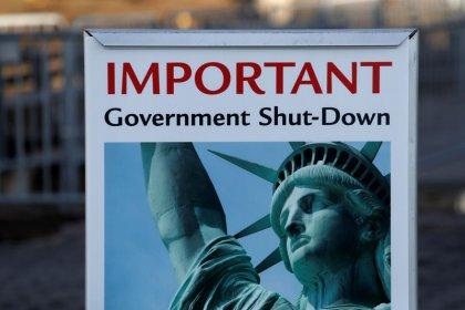STICHWORT-Was auf die USA bei einem Regierungsstillstand zukäme
