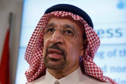 Saudi energy minister: oil producers have consensus on cooperating after 2018
